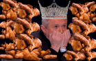 Louis and the Chicken Wings